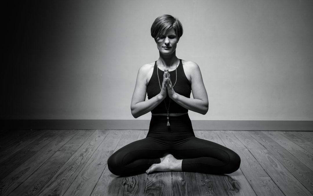 Entdecke Yoga
